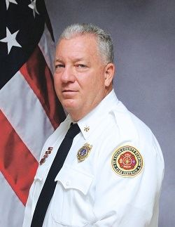Division Chief Paul Langel